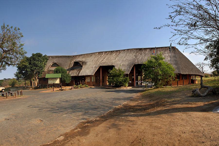 Nyalazi gate imfolozi park