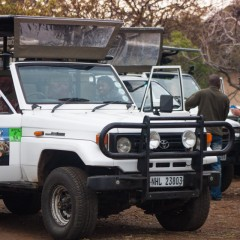 Hluhluwe Umfolozi Safari with Heritage Tours & Safaris