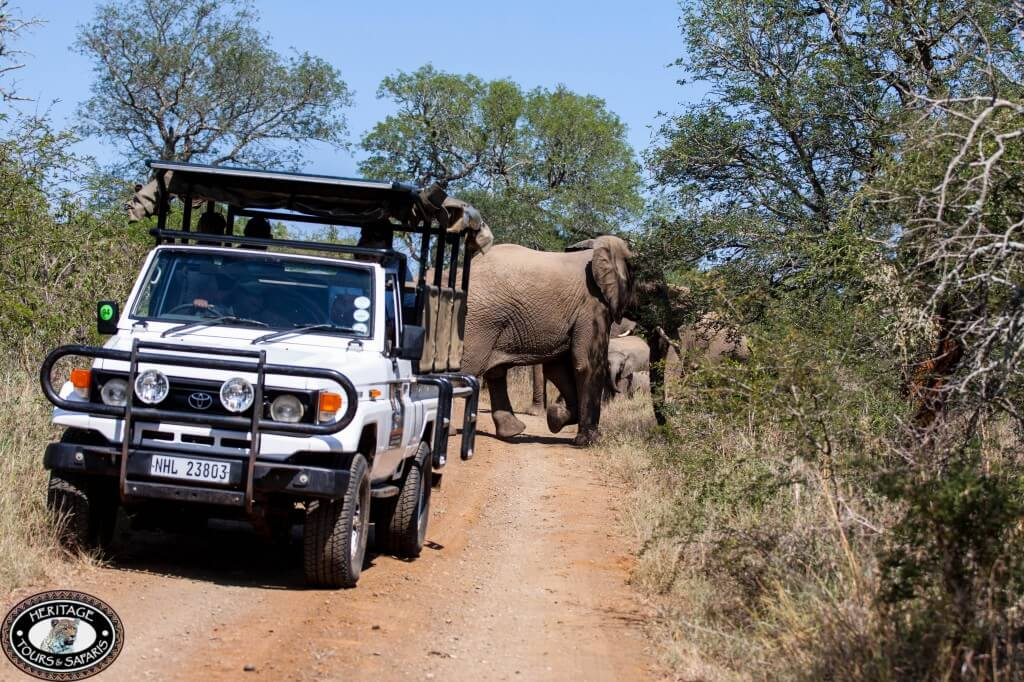 Game Reserves close to Durban