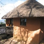 hluhluwe accommodation 4 bed chalet hilltop camp