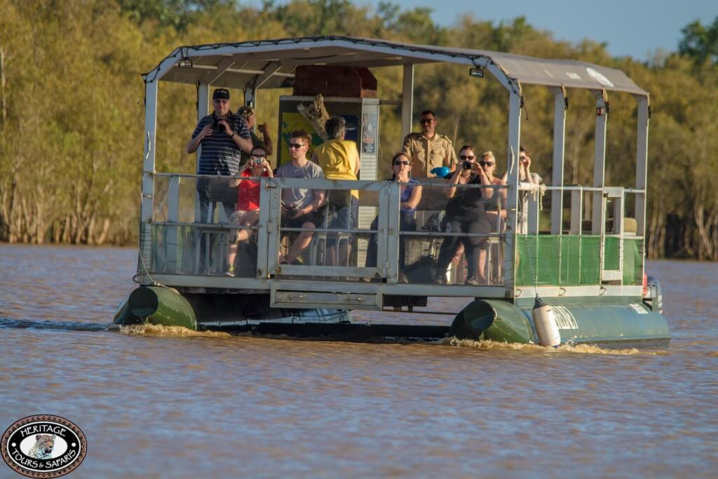 hippo and croc boat safari tour from durban