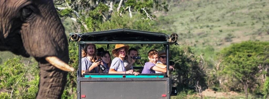 heritage tours hluhluwe game reserve