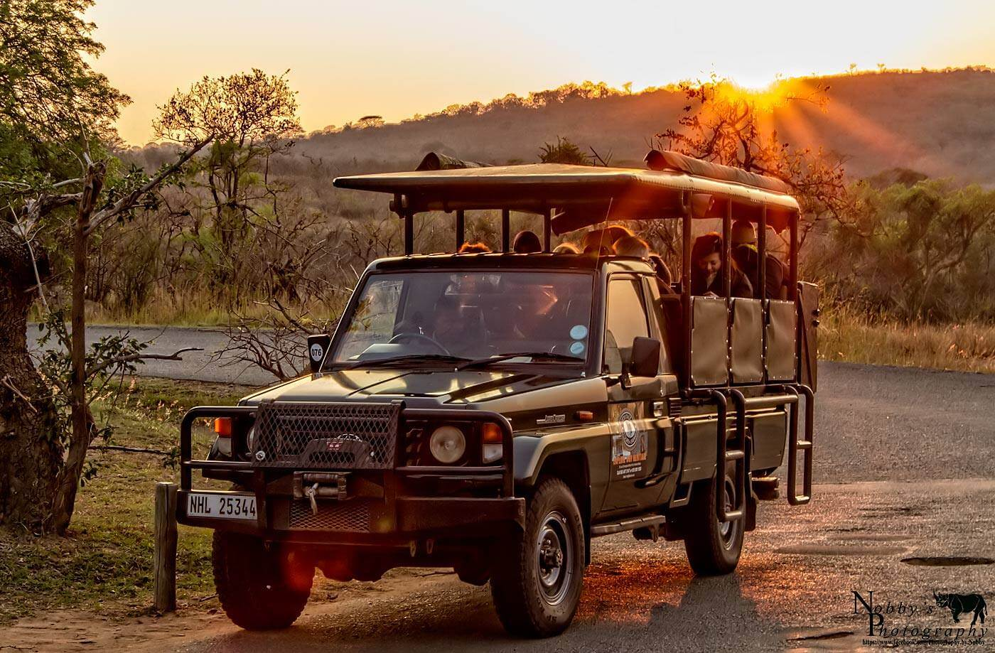 3 night hluhluwe safari package