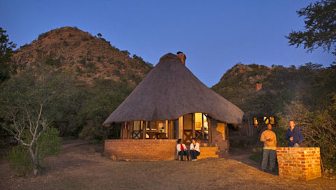 Ithala Game Reserve Chalets