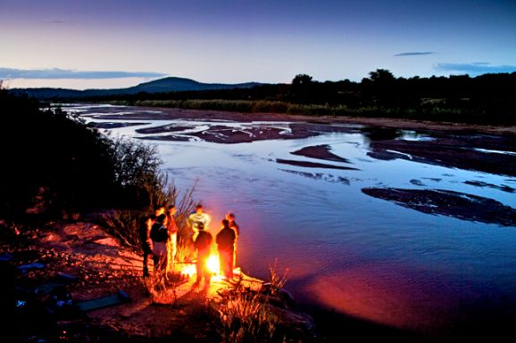 2 night imfolozi wilderness walking trail