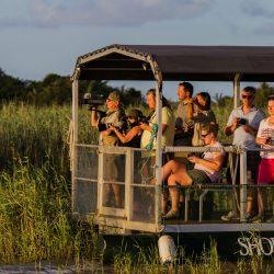 boat safari hluhluwe