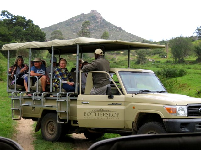 CAPE TOWN SAFARI AND ACCOMMODATION