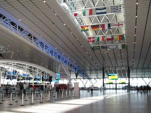 Durban Airport King shaka international