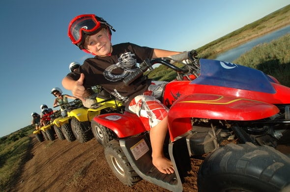 hluhluwe quad biking