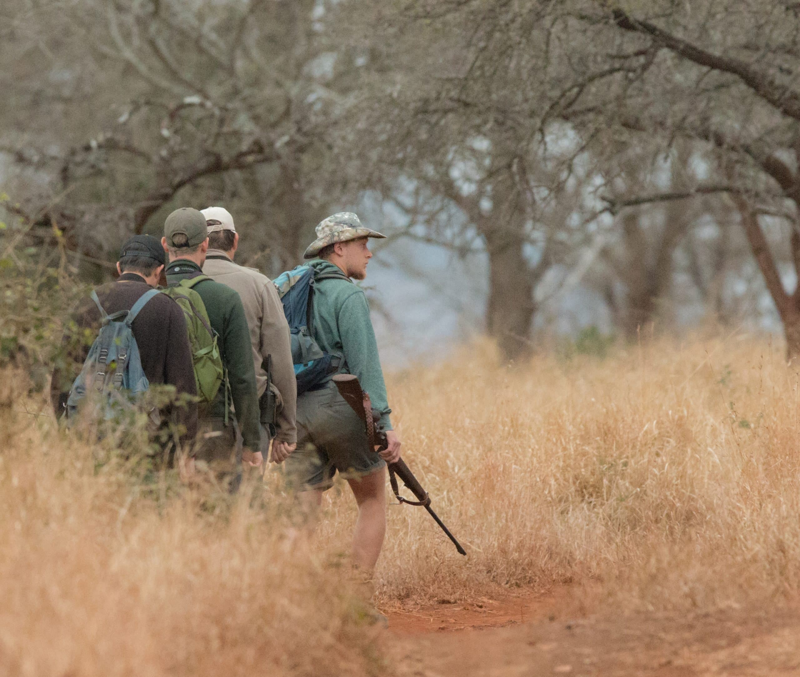 manyoni big 5 safari walking trails